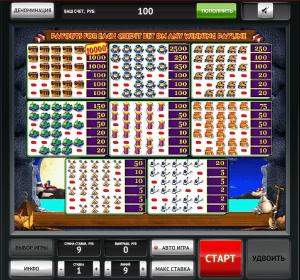 Игровые автоматы Алькатрас